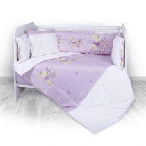 Σετ Προίκα Κούνιαs violet bunnies
