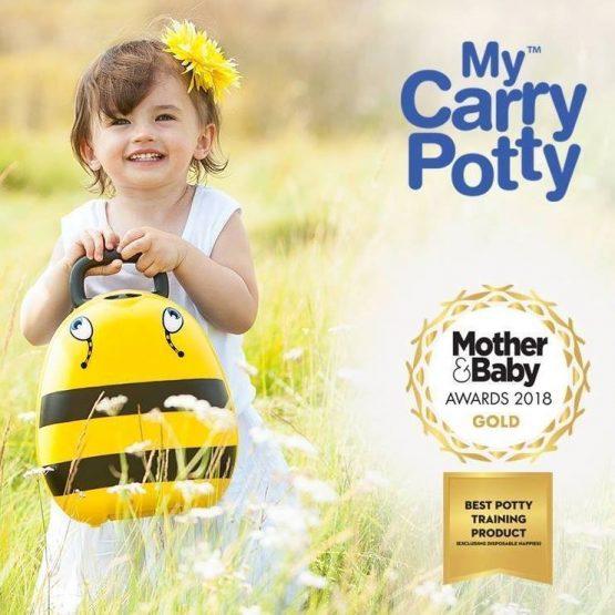 Mycarry Potty Κίτρινο