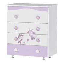 Συρταριέρα Purple Bees