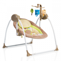 Baby Swing Capuccino