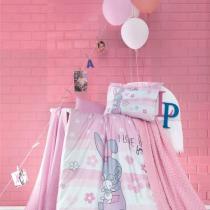 Σέτ προίκα κούνιας pink hug