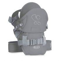 Μάρσιπος Comfort 3 θέσεων grey