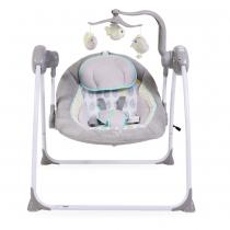 Ρηλάξ/κούνια babyswing+ grey
