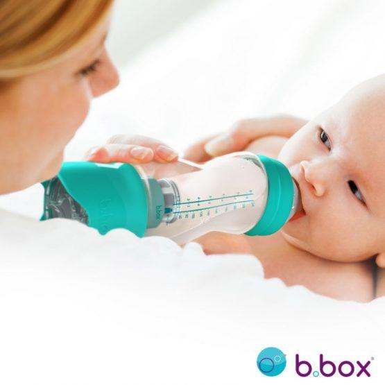 B.Box Μπιμπερό με Ντισπένσερ φόρμουλας aqua