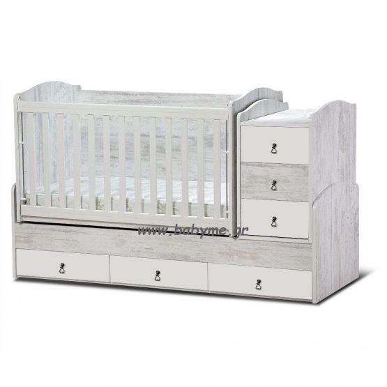 Kούνια Πολυμορφική  Maxi antique/λευκό