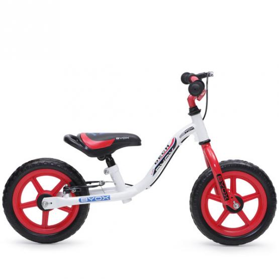 Ποδήλατο ισοροπίας DECH red