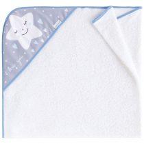 Πετσέτα/κάπα μπάνιου star blue