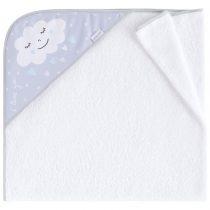 Πετσέτα /κάπα μπάνιου Nuvola blue