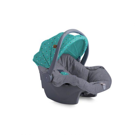Kάθισμα αυτ/του green/grey 0-10kg.