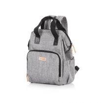 Τσάντα μαμάς / καροτσιού grey chipolino