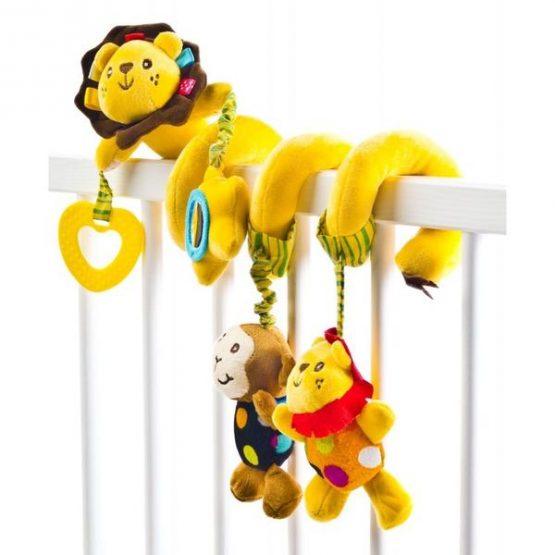 Εκπαιδευτικό σπιράλ παιχνιδιών lion