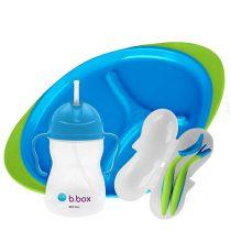 Σετ φαγητού B.box essentials blue