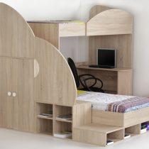 Παιδική συνθεση/κουκέτα με 2 κρεβάτια