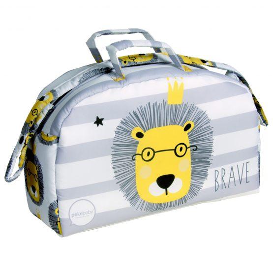 Τσάντα μαμάς/καροτσιού Brave Pekebaby
