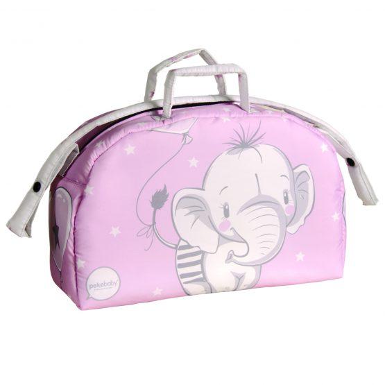 Τσάντα μαμάς/καροτσιού elefantino Pekebaby