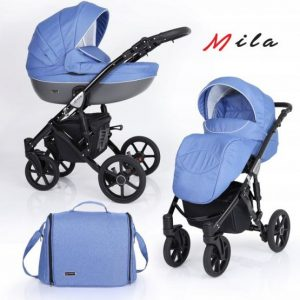 Καρότσι KUNERT mila 3in1 blue