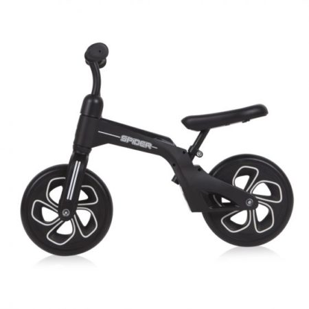 Ποδηλατάκι ισορροπίας Spider black